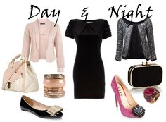 how-to-wear-a-little-black-dress-how-to-make-a-black-dress-pop-day-night
