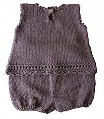 Keiki by Muriela Tunic & Bloomers in sizes 3, 6, 12, & 18 months