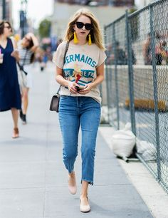 The+Latest+Street+Style+From+New+York+Fashion+Week+via+@WhoWhatWearUK