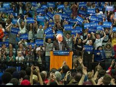 LIVE: Bernie Sanders Seattle Rally FULL SPEECH, KeyArena at Seattle Cent...