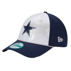 Find many hat options among the New Era Dallas Cowboys line. You can find New Era Cowboys hats for men, women and children. You can also find different designs of these Dallas Cowboys New Era hats that feature the team's famous star logo.