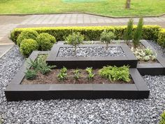 This could make an attractive raised vegetable garden bed.