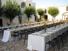 wedding in Masseria Court