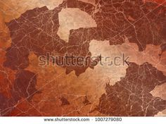 Luxury Marble-Copper Texture. Marble elements with bright sketch surface. Vintage abstract illustration.