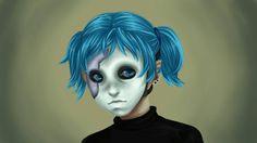 Znalezione obrazy dla zapytania sally face