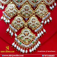 Add a touch of glitziness to go with your glam! Walk into any Shiv Jewellers Showroom with your bridal squad and enjoy the complete Shiv Jewellers bridal experience. We never tire of discussing bridal looks…Do you? Rajput Jewellery, Gold Jewellery, Bridal Jewelry, Bridal Squad, Gold Pendent, Bridal Looks, Jewelry Stores, Showroom, Chokers