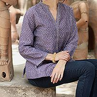 Lovely Lilac from @NOVICA, They help #artisans succeed worldwide.