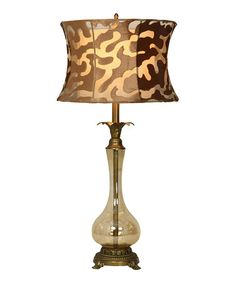 Another great find on #zulily! Antique Opulance Table Lamp #zulilyfinds
