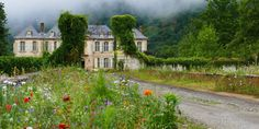 This 18th-Century French Chateâu Is Being Transformed Into A Boutique Luxury Hotel - ELLEDecor.com