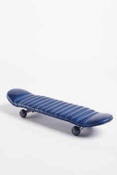Upholstered Vinyl Skateboard by Tuck N Roll - UrbanOutfitters