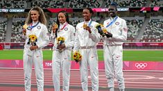 Usa Olympics, Tokyo Olympics, Carl Lewis, Allyson Felix, Simone Biles, Training Day, Scholarships For College, Female Stars