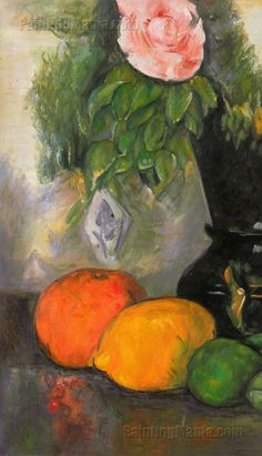 66 Ideas For Fine Art Painting Impressionism Paul Cezanne Cezanne Art, Paul Cezanne Paintings, Illustration Art, Illustrations, Still Life Art, Art World, Love Art, Painting Inspiration, Painting & Drawing