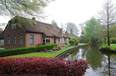 Giethoorn - The Venice Of The Netherlands