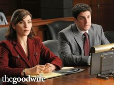 The Good Wife. The best written show on network TV and a strong female cast. Keeps me coming back for more.
