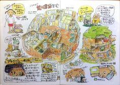 宮崎駿 イーハトーブ町 - Google 検索