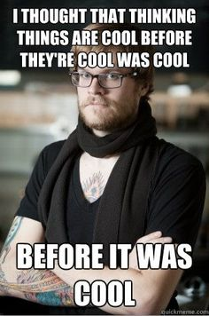 Cool before it was cool