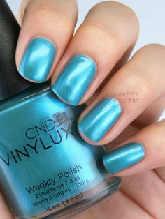 The Happy Sloths: CND Summer 2015 Garden Muse Collection: Review and Swatches