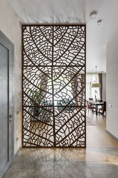 An original, delicate and functional solution for decorative zoning of living space - WOOD LEAF openwork panel made of plywood. It can be made in different sizes and tinted in various shades.  Ажурная панель WOOD LEAF. #woodenpanels #woodendecor #interiordesign #panelling #woodpanelling #wood #walldecor #wallpanels #cozyinteriors #cozyhome #designlovers #walldesign #дизайнинтерьеракиев #дизайнинтерьераукраина #sustainabledesign #walldesign #furnituredesign