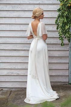 Cathleen Jia wedding gown