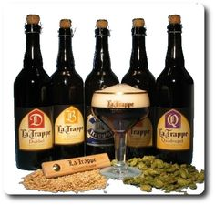 The La Trappe Family of Beers (Dutch)