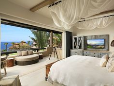 Luxury Accomodations at Esperanza Resort in Cabo San Lucas Best Resorts, Hotels And Resorts, Interior Rugs, Mexico Resorts, Modern Mansion, Hotel Stay, Hotel Suites, Cabo San Lucas, Bed And Breakfast