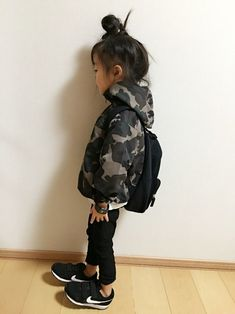 Kids Outfits Girls, Kids Girls, Cute Girls, Cool Girl, Girl Outfits, Toddler Fashion, Kids Fashion, Baby Fashionista, Kid Styles