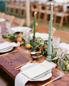 Center of Attention - Lana and Danny's Homespun Colorado Wedding