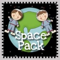 free preschool space printables