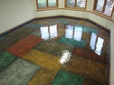 The professional Liquid epoxy flooring company for residential, commercial & industrial flooring throughout Hartford, Manchester & New Haven Connecticut.
