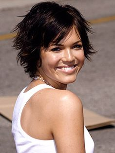 mandy moore short hairstyles photos
