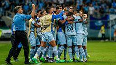 Gremistaços: Grêmio vence a segunda na Libertadores
