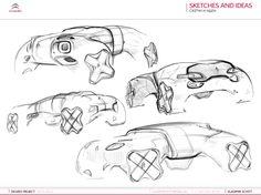 Gashetka   Transportation Design   06.06.2014   Citroen CanyonSUVProject Diploma...