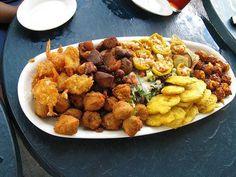 Haitian Food....Yummy!!!!
