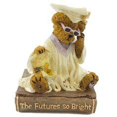 Amazon.com - Boyds Bears Graduation Figurine - U.R. Bearybright - Gotta Wear Shades - Collectible Figurines+