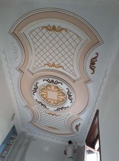 Одноклассники Plaster Ceiling Design, Simple False Ceiling Design, Bedroom False Ceiling Design, False Ceiling Living Room, Pop Design For Roof, Front Gate Design, House Front Design, Plafond Staff, Plafond Design