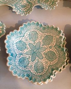 #lacy #ceramics by Tara. One of my favourite #artists @OxenhamA #Leominster #Herefordshire #Hereford