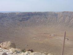 Meteor Crator, New Mexico