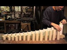 Woodworker with little understanding of music shows you how to make a marimba you dont understand either.