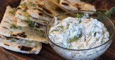 Τζατζίκι. Η πιο απολαυστική συνταγή από τον Άκη. Παραδοσιακό, δροσερό…