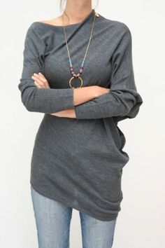 Love the length and that it is lightweight...  also must add long whimsy necklaces to my wish list...