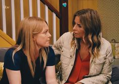 "@vanitydale on Instagram: ""always by each other's side, no matter what 💓  #emmerdale #vanity #charitydingle #vanessawoodfield #emmaatkins #michellehardwick"" Michelle Hardwick, Emma Atkins, Emmerdale Actors, Little Brothers, Best Sister, No Matter What, Johnny Was, Soaps, Charity"