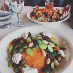 Bon appétit! 🥗🥕🥒 @paradisdufruit