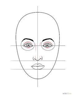 Image intitulée Draw a Face Step 6