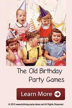 The Old Birthday Par