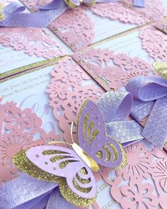 invitaciones Butterfly and flowers invitations for any occasion, baby shower and birthday party Butterfly Garden Party, Butterfly Invitations, Quince Invitations, Butterfly Birthday Party, Butterfly Baby Shower, Baby Girl Birthday, Flower Invitation, Baby Shower Invitations, Butterfly Flowers