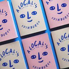 I'm an Edinburgh-based designer specialising in design, illustration and art direction. Book Design, Layout Design, Print Design, Web Design, Happy Design, Marca Personal, Personal Identity, Design Graphique, Identity Design