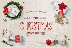 If you're not already in the Christmas spirit, we hope you will be after seeing our newest bundle! Filed with Christmas themed fonts, perfect to start your Holiday cards, crafts and gifts! These 25 font families are 92% off for a limited time! That's a savings of $269! #craft #crafts #crafters #designbundle #designs #svg #cricut #scrapbooking #cutting #cuttingmachine #cricut #Silhouette #font #fonts #fontbundle #christmas #christmasfonts Holiday Fonts, Christmas Fonts, Tacky Christmas, Christmas Train, Christmas Jumpers, Christmas Wishes, Christmas Themes, Holiday Cards, Christmas Sweaters