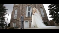 Kade and Hannah's First Look