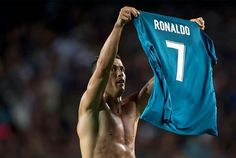 Cristiano Ronaldo the hero and the villian as Real Madrid add to Barcelona's woes at Camp Nou Camp Nou, Cristiano Ronaldo, Barcelona Vs Real Madrid, Fc Barcelona, Football Match, Football Players, Lionel Messi, Alexis Sanchez, Premier League Teams