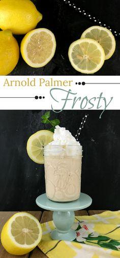 Arnold Palmer Printable Recipe